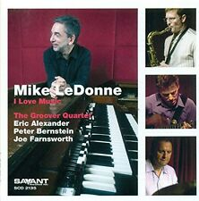 Mike LeDonne - I Love Music [New CD]