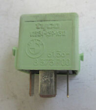 Genuine Used BMW & MINI Green Relay - 8373700