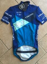 Le Col Short Sleeve Thermal Jersey.New!Size XS.