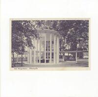 AK Ansichtskarte Bad Mergentheim / Albertquelle - 1933
