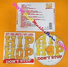 CD Compilation HIP HOP DON'T STOP 2005 JAY-Z EAMON LL COOL J no lp mc vhs (C26)