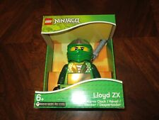 LEGO 9005763 Ninjago Lloyd ZX  Clock - NEW!