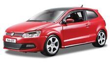 Volkswagen Polo Gti 1.4 Tsi 2010 Red Burago 1:24 BU21059R