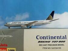 Starjets Continental B737-800 N30401 1:500 und Herpa wings katalog