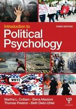 Introduction to Political Psychology by Martha L. Cottam and Beth Dietz...