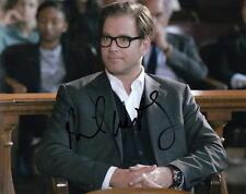 MICHAEL WEATHERLY.. Courtroom Charmer (Bull) SIGNED