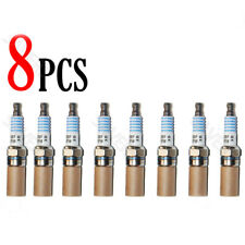 New 8PCS Motorcraft Spark Plugs For Buick Cadillac Chevrolet Express AGSF32FM