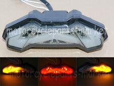 LED Intergrate Turn Signals Tail Brake Light For YAMAHA MT-09 FZ-09 14-16 2015
