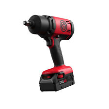 Chicago Pneumatic CP8848K 20V 1/2-inch Cordless 4.0 Ah Impact Wrench Kit