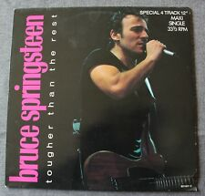 Bruce Springsteen, tougher than the rest , Maxi Vinyl