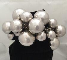 Pianegonda 925 Sterling Silver High End Designer Adjustable Length Bracelet
