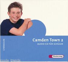 Camden Town 2 ★★★ Audio CD für Schüler