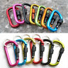 '6PCS Camping Outdoor Aluminum Alloy D Screw Lock Carabiner Clip Hook Key Chain' from the web at 'https://i.ebayimg.com/thumbs/images/g/0wsAAOSwHaBWiesv/s-l96.jpg'