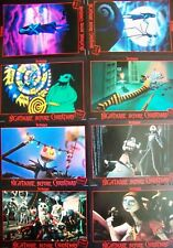 CULT + TIM BURTON + NIGHTMARE BEFORE CHRISTMAS + 12 LC + 1 TITLE CARD + GER +