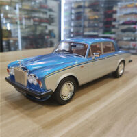 GT Spirit 1:18 ROLLS-ROYCE 1970 Silver Shadow II Car Limited Model Collection