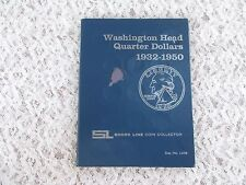 New, Shore Line Washington Head Quarter Dollar Coin Folder  1932 to 1950 #1339