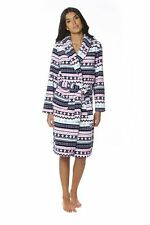 womans dressing gown  size large  new