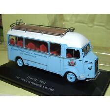 CITROEN TYPE H CAR VITRE CURRUS 1961 ELIGOR 1:43 blister