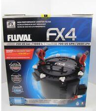 FLUVAL FX4 Außenfilter für Aquarien bis 1000l Hochleistungsaußenfilter
