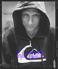 TONY HAWK SIGNED AUTOGRAPHED 10X8 INCH REPRO PHOTO PRINT Skate Boarding Xgames