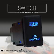 Dash Rocker Switch Panel OEM Replacement LED Light Bar Hilux Landcruiser