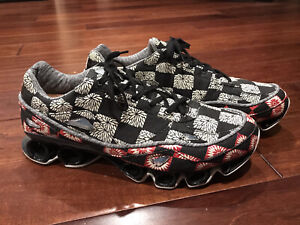 Adidas B24080 Men's Raf Simons Bounce Limited Edition Running Shoes 12 RARE