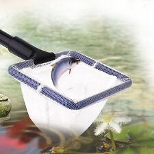5 In 1 Glass Fish Tank Aquarium Glass Brush Fish Net Long Handle Cleaner Kit F9