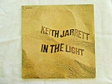 Keith Jarrett In the Light 1974 ECM Records Gatefold Import Ralph Towner NM