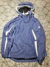 R Nike Womens ACG Outer Layer 3 Hooded Jacket M 8-10 Blue Storm Fit Winter