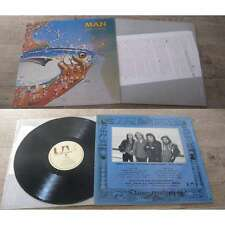 MAN - Slow Motion LP Psych Prog French Press 1974