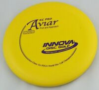 NEW KC Pro Aviar 175g Putter Yellow Innova Disc Golf at Celestial Discs