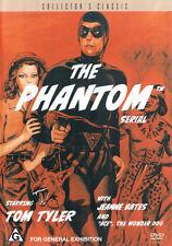 The Phantom Serial * NEW DVD * Tom Tyler Jeanne Bates (Region 4 Australia)