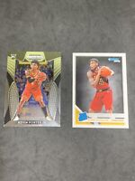 Kevin Porter Jr DONRUSS Rated Rookie / Prizm DRAFT PICK 2 Card Lot