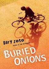 Buried Onions by Gary Soto (2006, Paperback)
