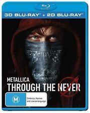 Metallica - Through The Never (Blu-ray, 2014)