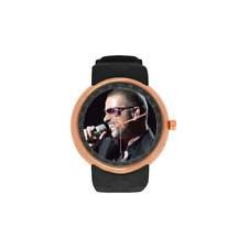 George Michael Luxury Rose Gold Wrist Watch Waterproof and Scratchproof