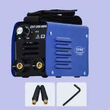 220V ZX7-200 Mini DC Inverter MMA Welder Household Electric Welding Machine