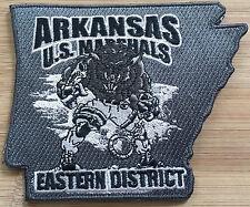 US Marshals Service - ED of Arkansas SecondGEN BG - Genuine *Kokopelli Patch*