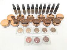 EX1 Cosmetics Pure Crushed Minerals Invisiwear Liquid Foundation Compact Powder