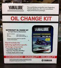 YAMAHA OEM Oil Change Kit VX 110 Sport Deluxe Cruiser FX-HO 04-08 AR/SR230