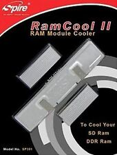 Spire RamCool II SP301 DISSIPATORE DDR/SDRAM  NUOVO