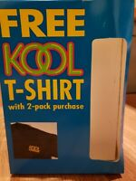 Vintage Kool Cigarettes T Shirt NIB.  Brown & Williamson