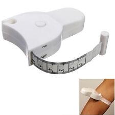 Popular Retractable Accurate Caliper Measuring Tape Body Weight Loss Measure