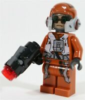 LEGO STAR WARS RESISTANCE ALIEN ELLO PILOT MINIFIGURE - MADE OF GENUINE LEGO