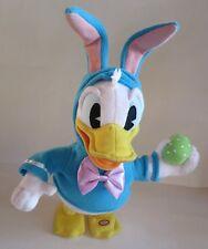 Hallmark Easter Donald Duck Bunny Don't Pull My Ears