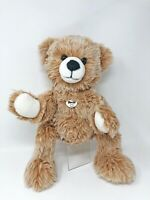 Steiff Teddy Bär BOBBY, braun gespitzt, ca. 40 cm, 013515, neuwertig, unbespielt