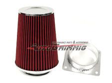 Air Intake MAF Sensor Adapter + Filter Kit for Ford 01-06 Escape 3.0L V6 04 05