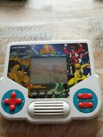 Tiger electronics handheld Lcd Game Power Rangers Vintage 1988
