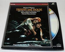 Richard Warner-Tristan Und Isolde (3-Laserdisc)