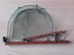 Live Net Trap 25cm Aviary Cage Bird Ringing Ornithology